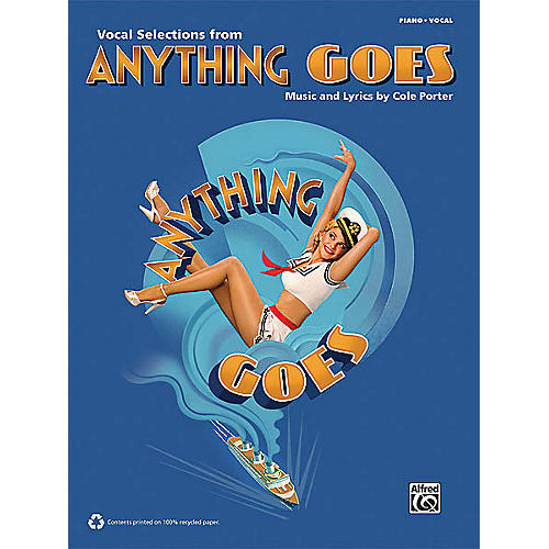 Alfred Anything Goes (2011 Revival Edition) (Vocal Selections) Vocal Selections Series Softcover