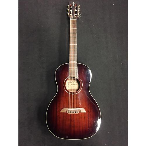 Alvarez Ap660eshb Acoustic Electric Guitar