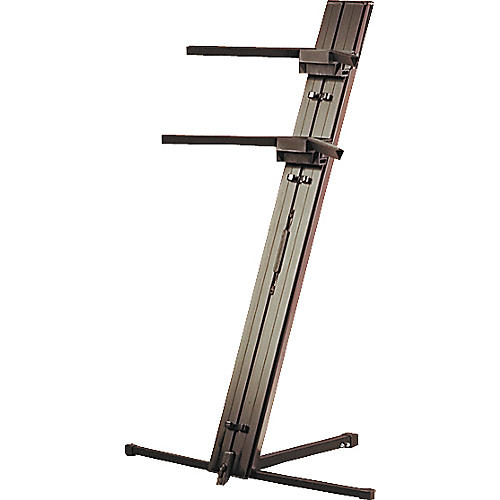 Ultimate Support Apex Ax48b 2 Tier Column Keyboard Stand