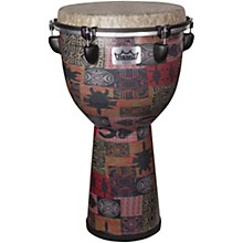 Remo Apex Djembe Drum Level 1 12 x 22 in. Red Kinte