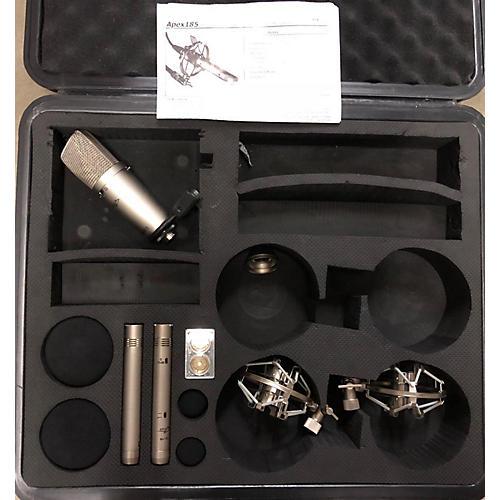 Apex Apex Studio Mic Kit 460/185/415 Recording Microphone Pack