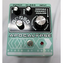 Death By Audio Apocalypse Distoration Effect Pedal