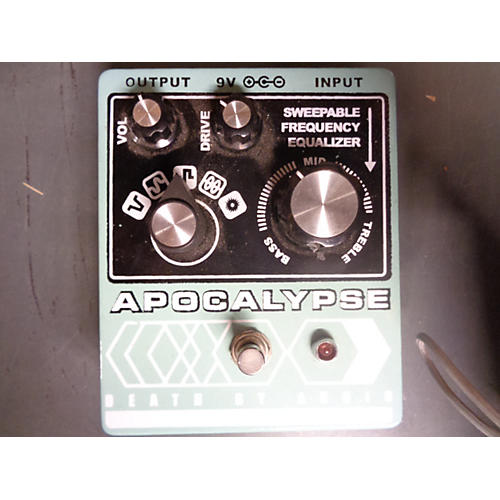 Death By Audio Apocalypse Distoration