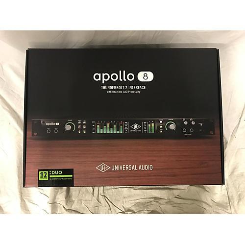Universal Audio Apollo 8 With Duo Processing Audio Interface