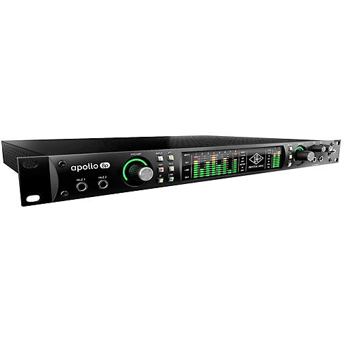 universal audio apollo 8p thunderbolt audio interface with uad quad core processing guitar center. Black Bedroom Furniture Sets. Home Design Ideas