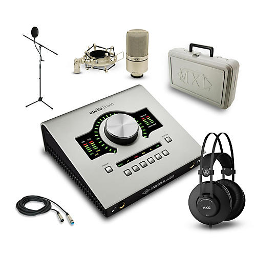 Universal Audio Apollo Twin DUO K52 and 990 Package