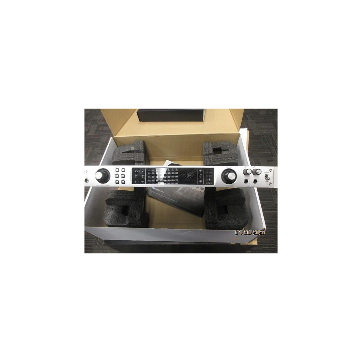 Universal Audio Apollo UAD Quad 2 Firewire Audio Interface
