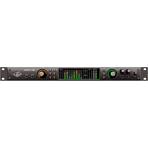 Universal Audio Apollo X8p Heritage Edition 8-Channel Thunderbolt Audio Interface With UAD DSP