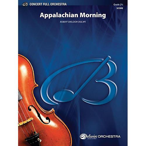 Alfred Appalachian Morning Full Orchestra Grade 2.5