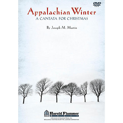 Shawnee Press Appalachian Winter DIGITAL PRODUCTION KIT composed by Joseph Martin