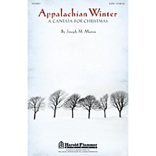 Shawnee Press Appalachian Winter ORCHESTRA ACCOMPANIMENT Composed by Joseph Martin
