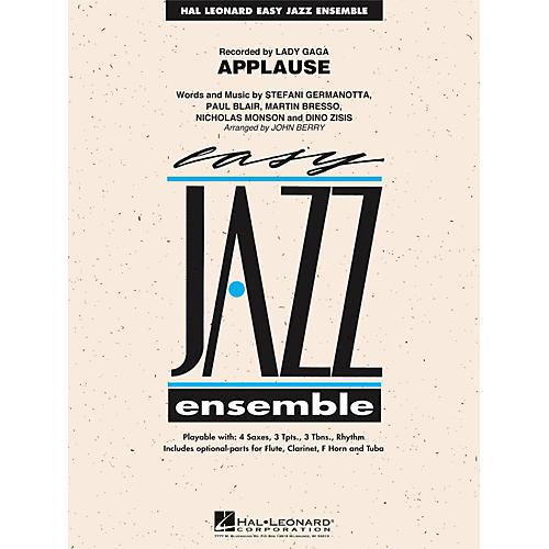 Hal Leonard Applause - Easy Jazz Ensemble Series Level 2