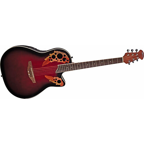 Ovation Applause Series AE148 Super Shallow Cutaway Acoustic-Electric Guitar