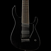 Caparison Guitars Apple Horn 8 Electric Guitar Charcoal Black