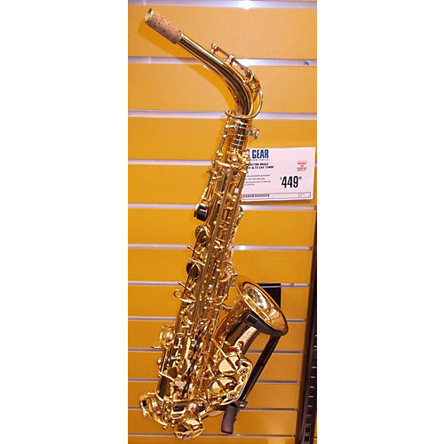 BAC Custom Brass Apprentice Alto Sax Tenor Horn