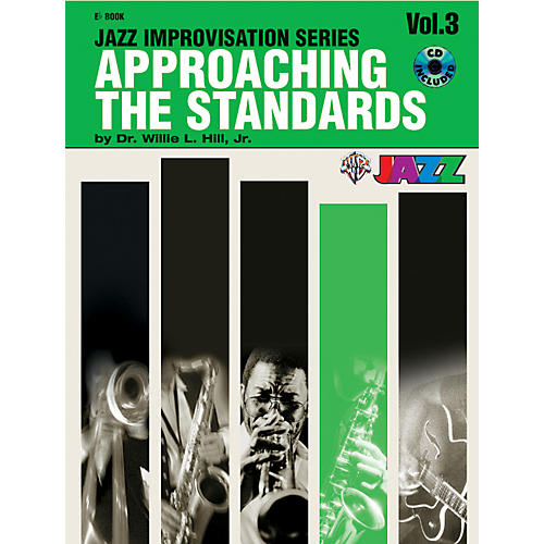 Alfred Approaching the Standards Volume 3 E-Flat Book & CD