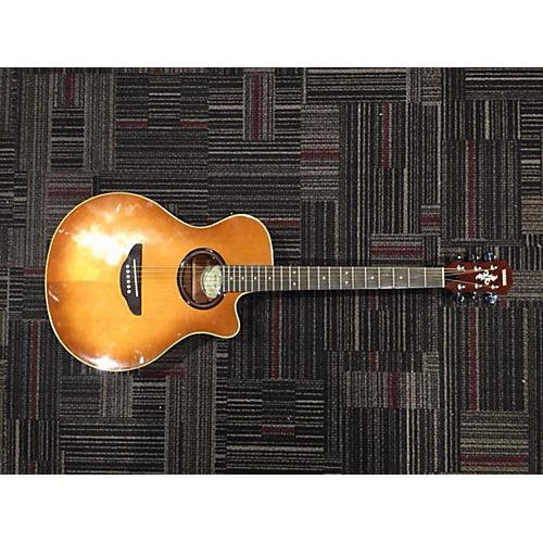 Apx-5A Acoustic Electric Guitar