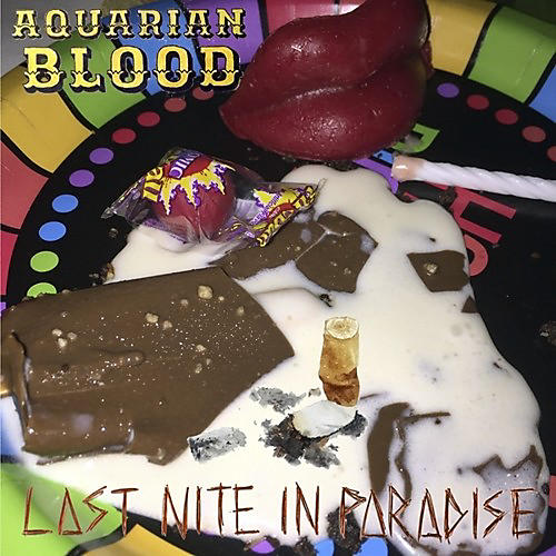Alliance Aquarian Blood - Last Nite In Paradise