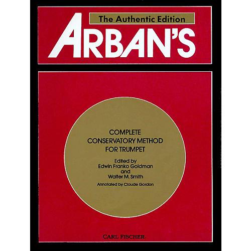 Carl Fischer Arban's Complete Method-Trumpet (Book)