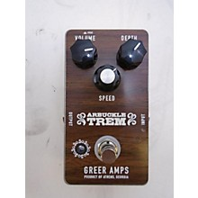 Greer Amplification Arbuckle Effect Pedal