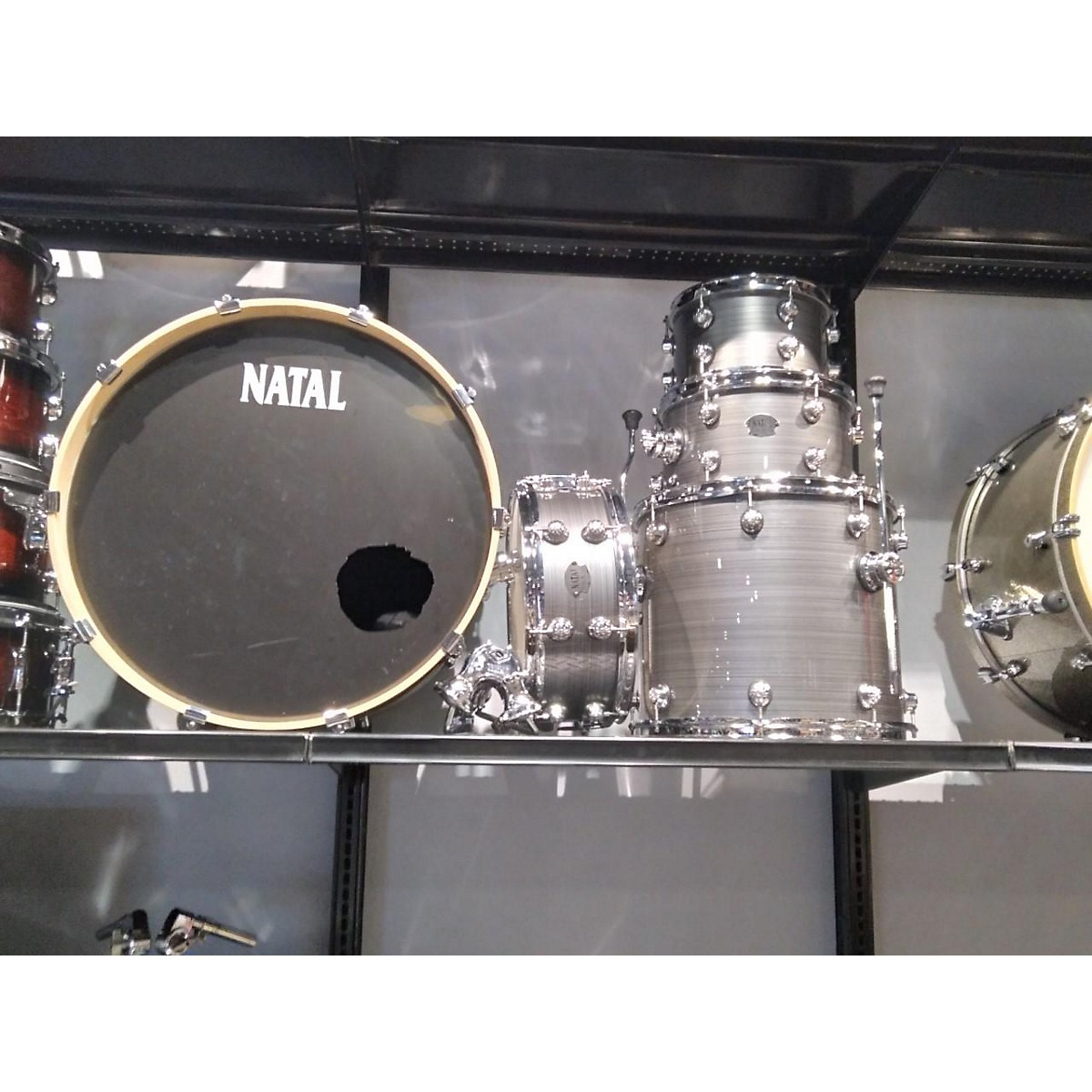 Natal Drums Arcadia Drum Kit
