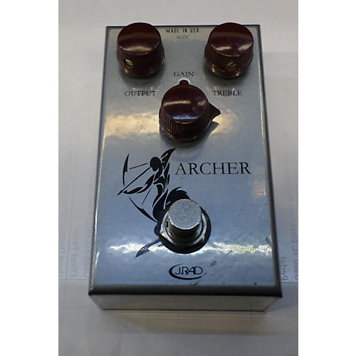 Rockett Pedals Archer Boost Overdrive Effect Pedal