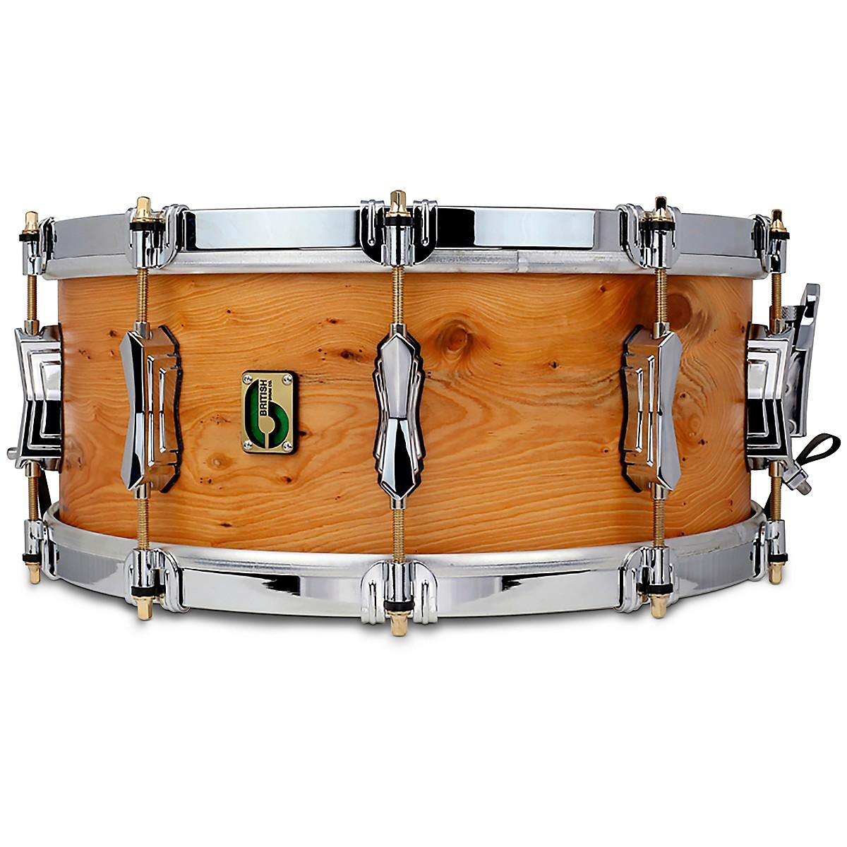British Drum Co. Archer Snare Drum