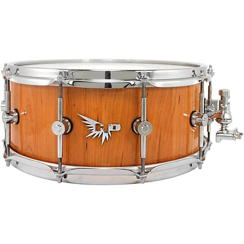 hendrix drums archetype series american black cherry stave snare drum 14 x 6 in mirror gloss. Black Bedroom Furniture Sets. Home Design Ideas