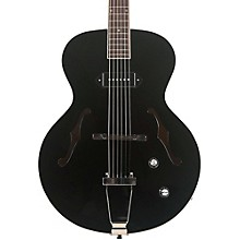 Archtop Electric Guitar Level 2 Black 190839396488