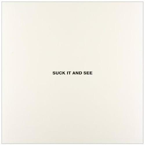 Alliance Arctic Monkeys - Suck It & See