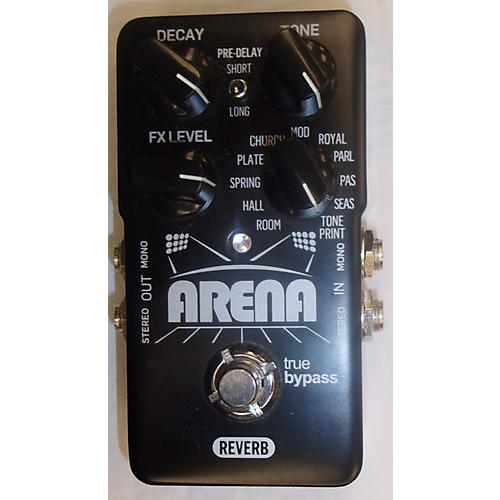 used tc electronic area reverb effect pedal guitar center. Black Bedroom Furniture Sets. Home Design Ideas