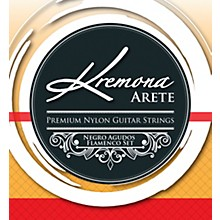 Kremona Arete Premium Nylon Guitar Strings Negro Agudo Flamenco Set