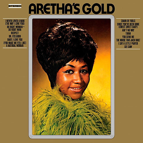 The Orchard Aretha Franklin - Aretha's Gold LP