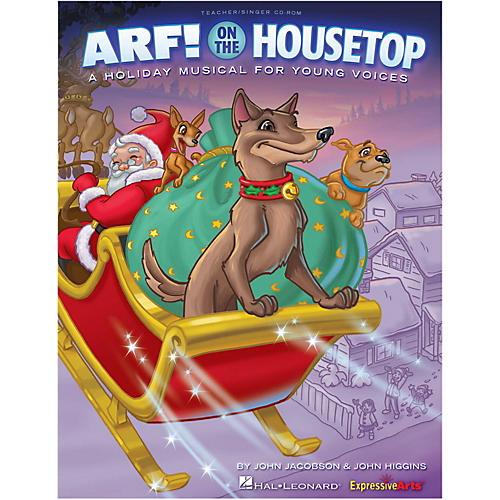 Hal Leonard Arf! On The Housetop Performance/Accompaniment CD