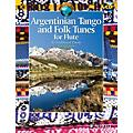 Schott Argentinian Tango and Folk Tunes for Flute Woodwind Series Softcover with CD Written by Ros Stephen thumbnail