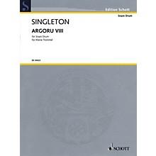 Hal Leonard Argoru VIII for Snare Drum Percussion Series