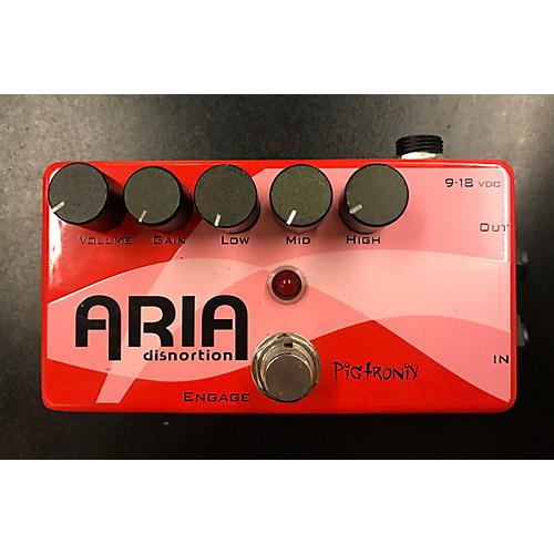 Pigtronix Aria Effect Pedal