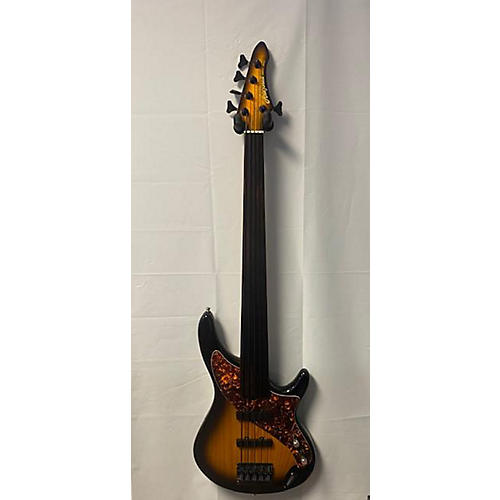 Aria Aria Pro II - Fretless Electric Bass Guitar