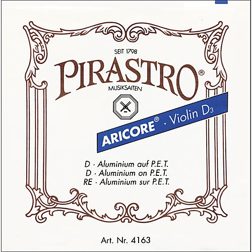 Pirastro Aricore Series Violin D String