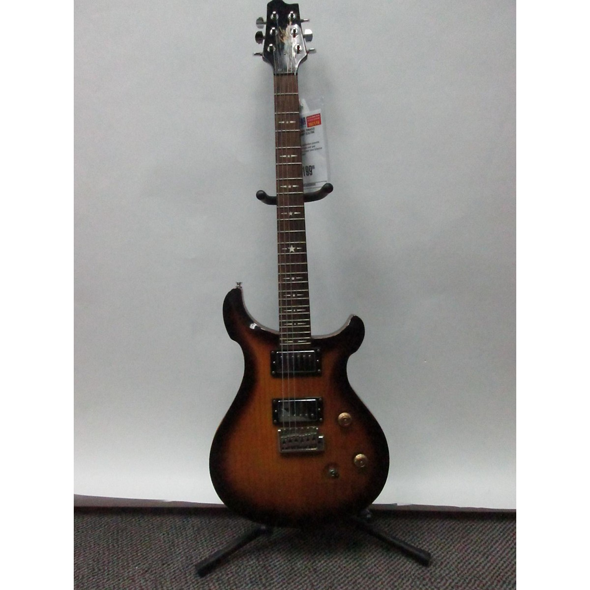 Stella Aries Solid Body Electric Guitar