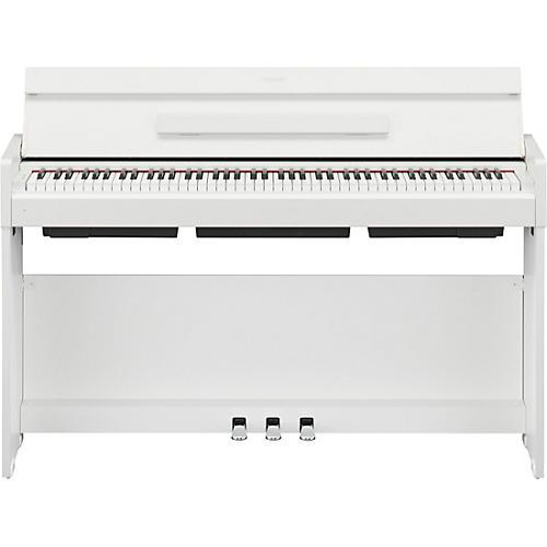 Yamaha Arius YDP-S34 88-Key Digital Piano - White Walnut