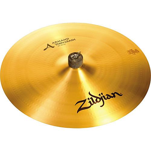 Zildjian Armand Thin Crash Cymbal
