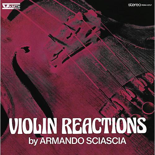 Alliance Armando Sciascia - Violin Reactions (Original Soundtrack)