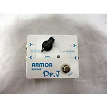 Dr. J Pedals Armor Buffer + Booster Effect Pedal