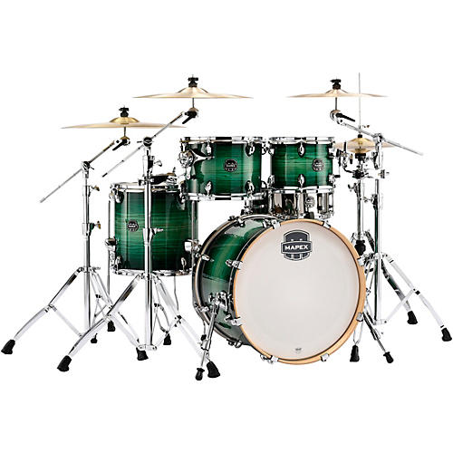 Mapex Armory Series Exotic Fusion 5-Piece Shell Pack with 20 in. Bass Drum