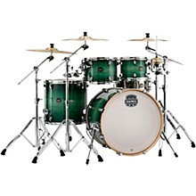 Armory Series Exotic Rock 5-Piece Shell Pack with 22 in. Bass Drum Emerald Burst