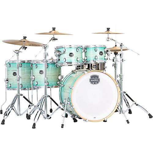 Mapex Armory Series Exotic Studioease Shell Pack with Fast Toms