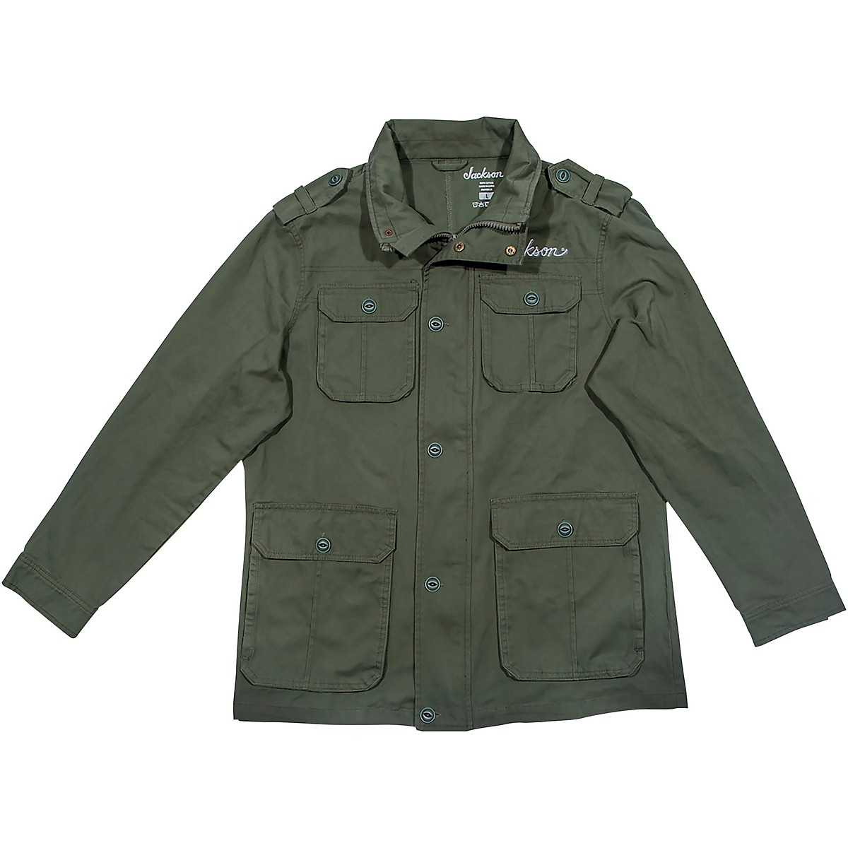 Jackson Army Jacket - Green