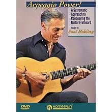 Homespun Arpeggio Power! Homespun Tapes Series DVD Written by Paul Mehling