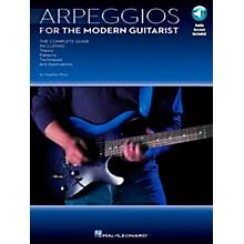 Hal Leonard Arpeggios for The Modern Guitarist (Book/Online Audio)